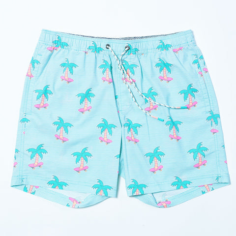 Party Pants - Skate Palm Short