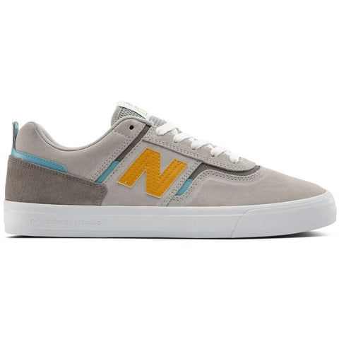New Balance Numeric - 306 Grey/Yellow