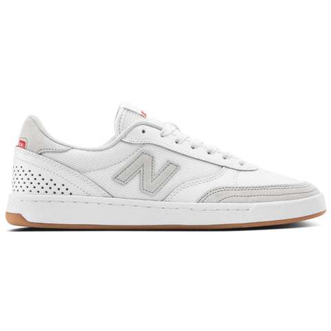 New Balance Numeric - 440 White/Red