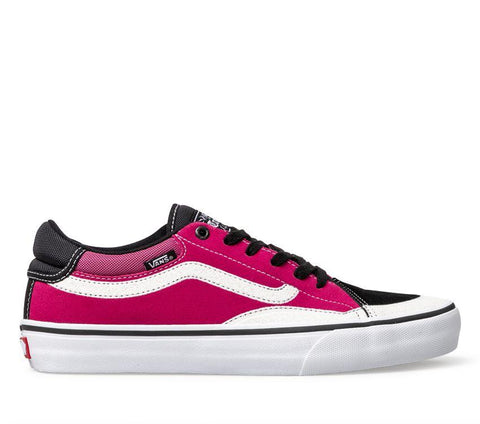 Vans Advanced TNT Prototype - Black/Magenta/White