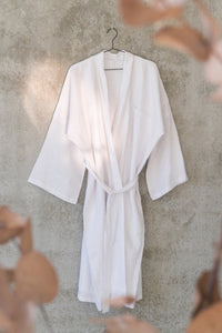 Sir the Label x Comma Linen Robe