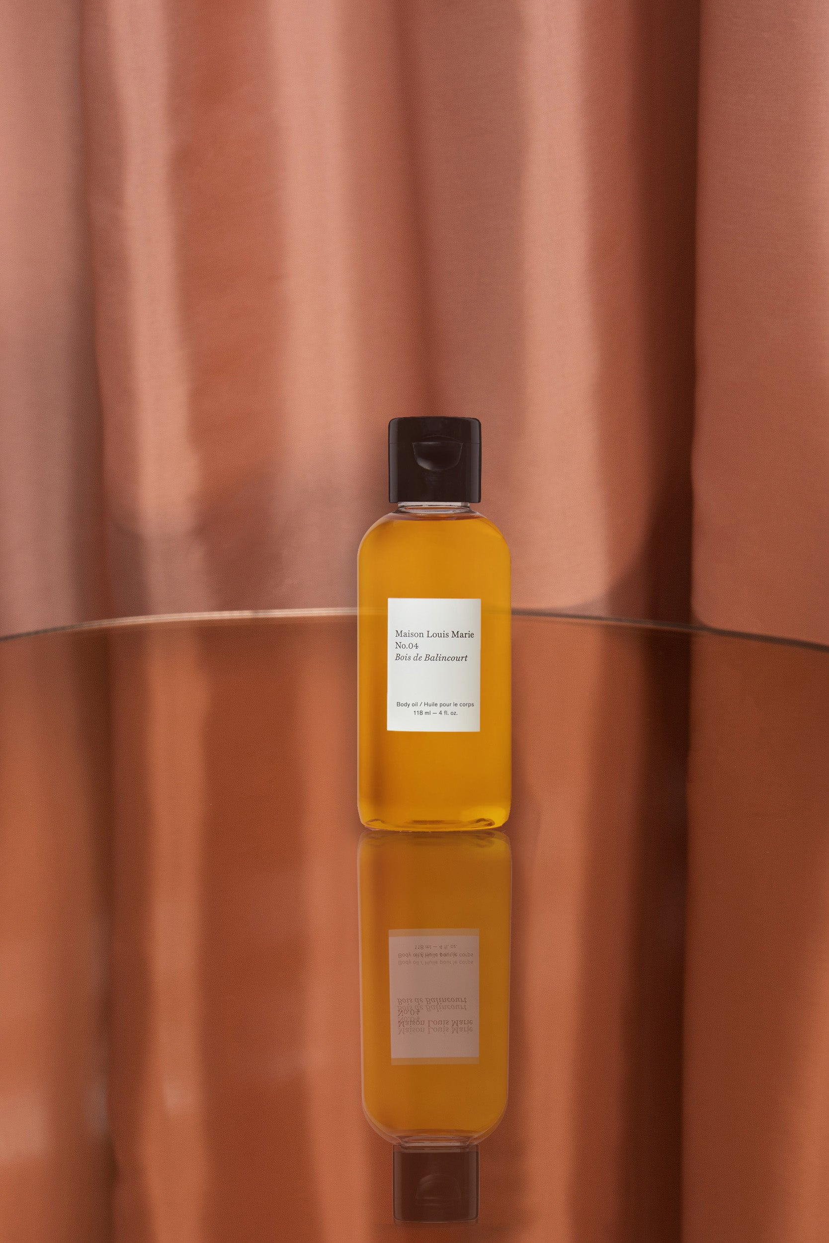 Maison Louis Marie No. 04 Body Oil Bois de Balincourt