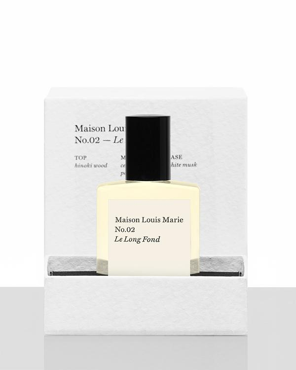 Maison Louis Marie No.02 Le Long Fond Perfume Oil
