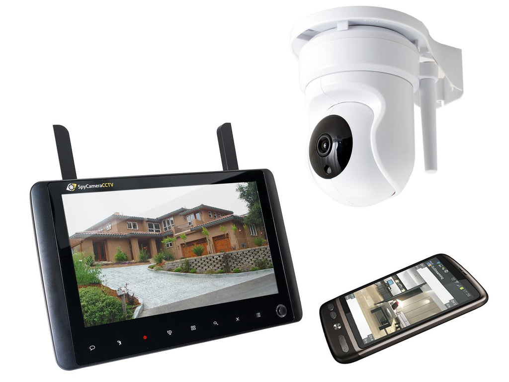 Learn how to select a Right Home Surveillance System