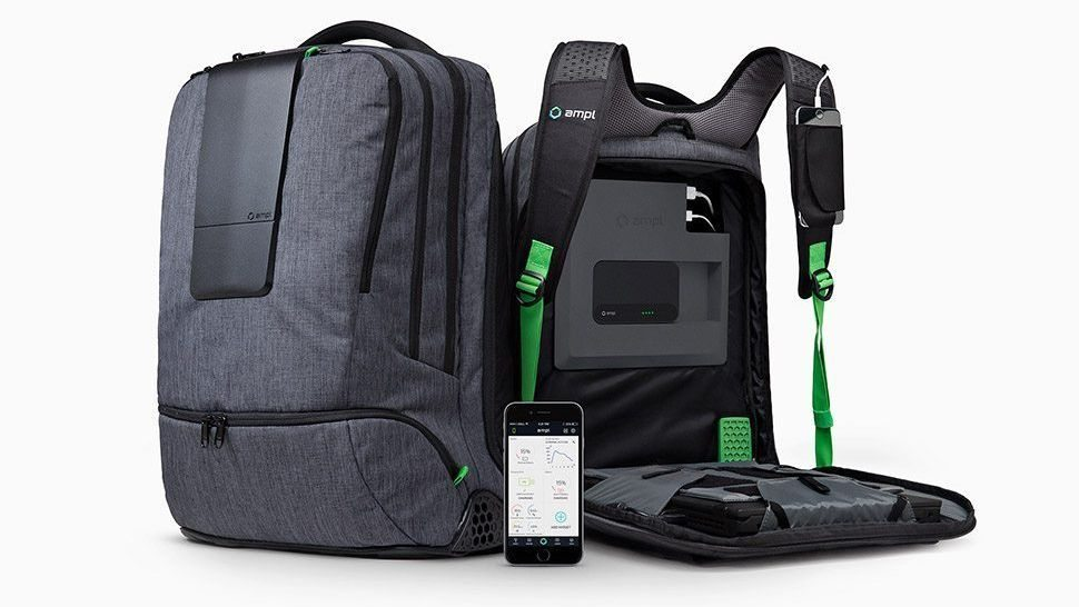 Bag with brains: Find the innovative features of smart backpack for travelling!