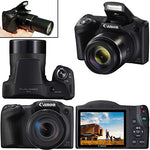 Canon Power shot SX420 IS 20 MP Wi-Fi Digital Camera