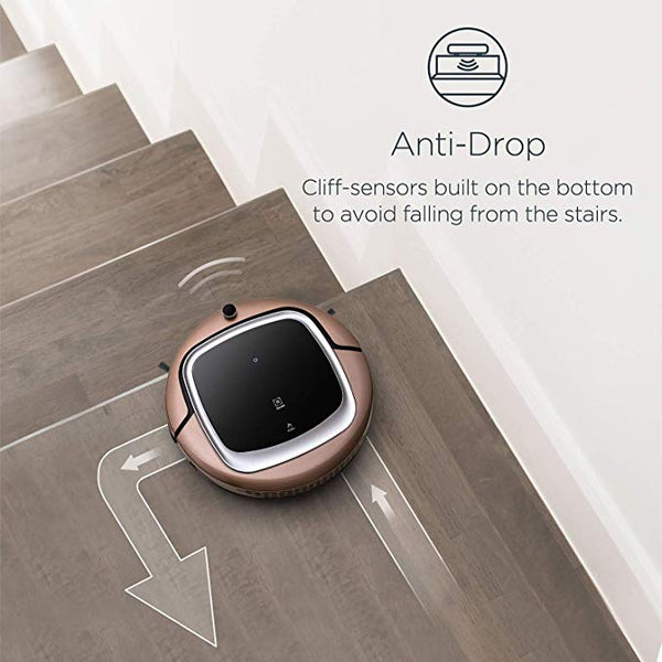 Modd i360Move Robot Vacuum Cleaner with Powerful Suction