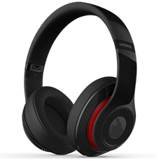 Beats Studio Wireless Over-Ear Black Headphones