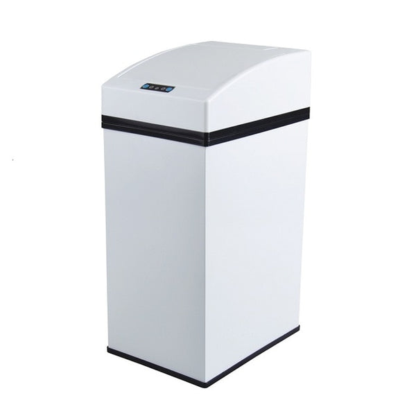 7L Stainless Steel Touchless Automatic IR Sensor Dustbin