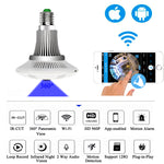 YYS SPY's WiFi Bulb Mini Spy night vision Camera