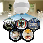 1.3MP Bulb Light Wireless IP Camera