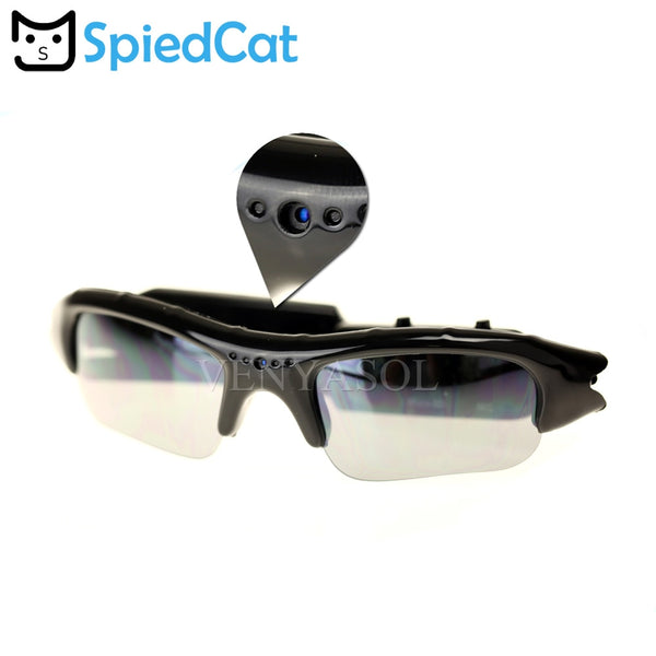 SPIED CAT digital sunglasses camera with video recorder