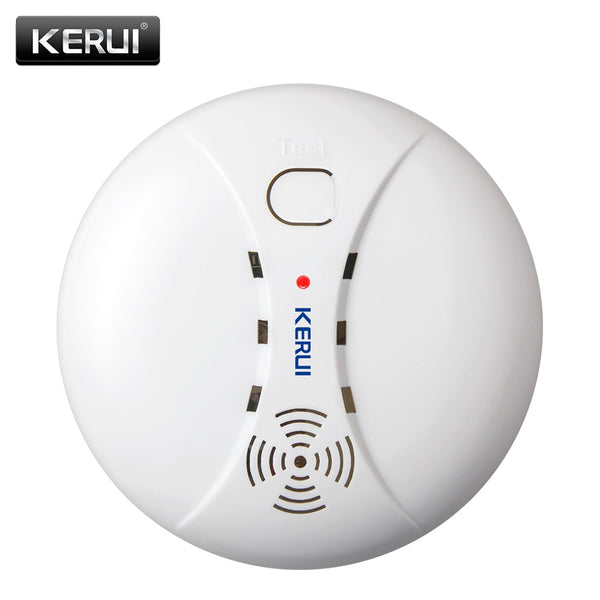 wireless fire protection detector