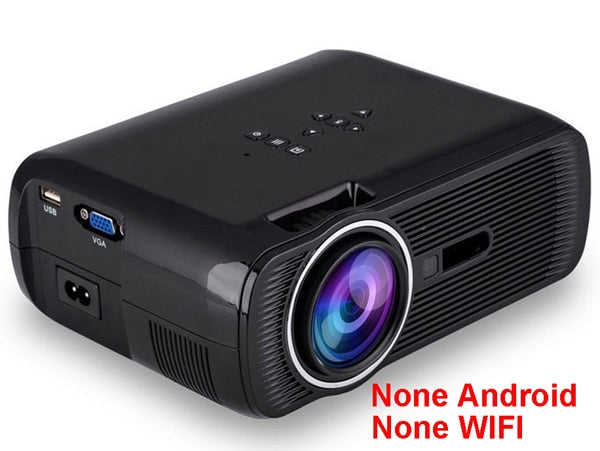 WZATCO CTL80 TV LED Projector