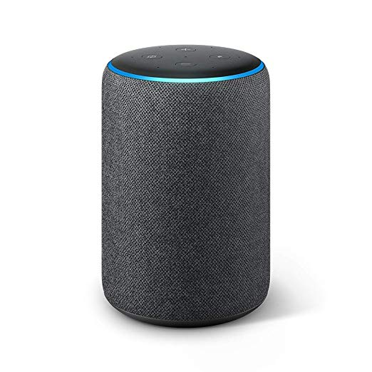 Roll over image to zoom in  Alexa See what Alexa can do Echo Plus (2nd Gen) - Premium sound with built-in smart home hub