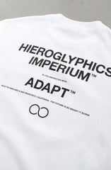 Hieroglyphics X Adapt :: Brethren (Men's White Tee)