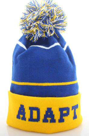 Gold Blooded (Royal Beanie) – Adapt. 959f9fb3abe