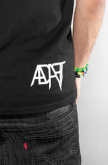 Infinity & Beyond (Men's Black/Green Tee)