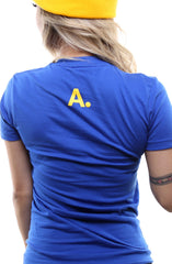 Home Team (Women's Royal/Gold Tee)