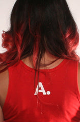 CTA (Women's Red Tank Top)