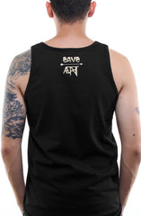 SAVS X Adapt :: Gold Blooded Chiefs (Men's Black/Red Tank)