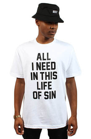 Breezy Excursion X Adapt :: All I Need (Clyde) (Men's White Tee)
