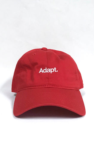 CTA (Red Low Crown Cap)
