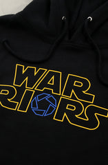 Spaceball (Men's Black Hoody)