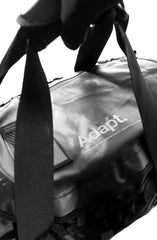 Defcon (Jet Black Duffle / Backpack)