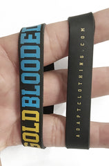 Gold Blooded (Black/Royal Stretch Band 3-Pack)