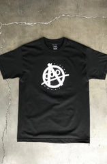 A-Plus X Adapt :: A-Plus (Men's Black Tee)