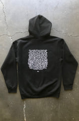 The Whale (Men's Black Hoody)