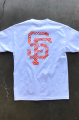 Cukui X Adapt :: Heavy Hitters (Men's White Tee)