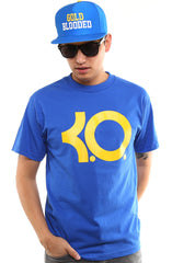 K.O. II (Men's Royal Tee)