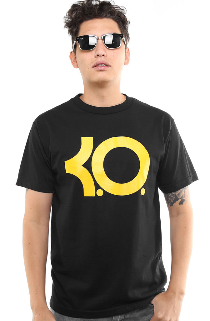 K.O. II (Men's Black Tee)