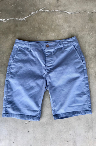 Maffei (Men's Blue Chino Shorts)