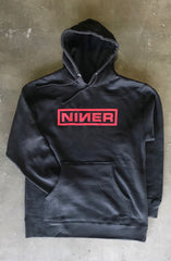 NINER (Men's Black Hoody)