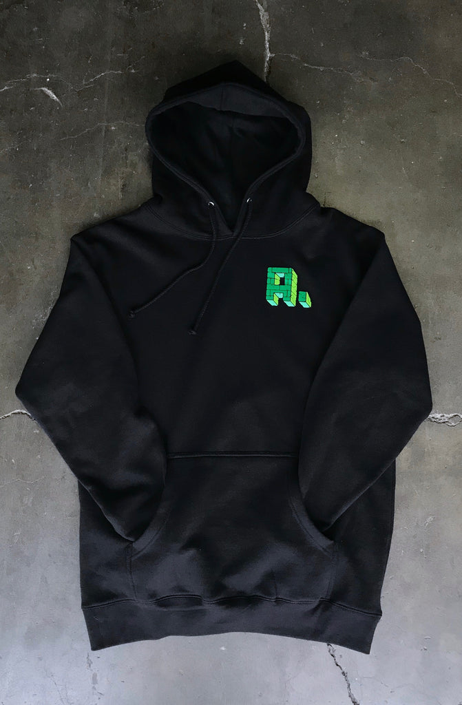 Kuya George X Adapt Only The Strong Men S Black Hoody
