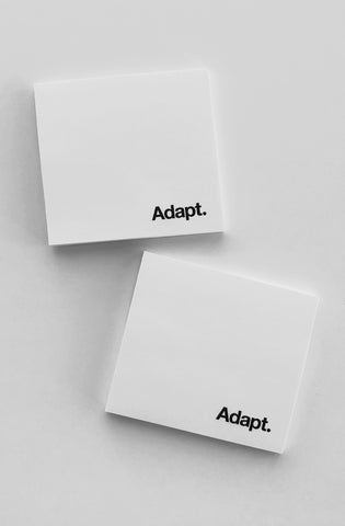 Post-It x Adapt :: CTA (Post-It Note 2-Pack)