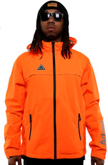 Prelude (Men's Burst Orange Jacket)