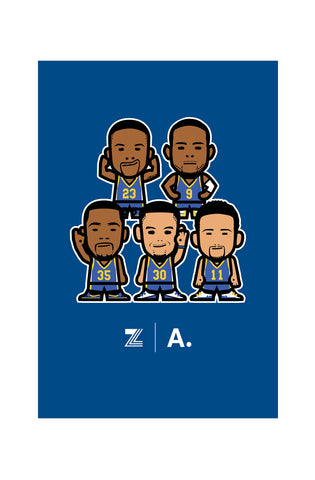 Zeeb Labs x Adapt :: Wemoji Team (Royal Poster)