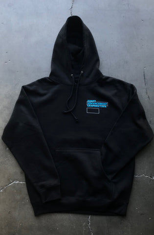 XDXPT (Men's Black Hoody)
