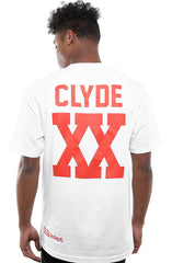 Breezy Excursion X Adapt :: All I Need (Clyde) XXOO Edition (Men's White/Red Tee)