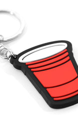 Booger Kids x Adapt :: Party Cup (Black/Red Keychain)