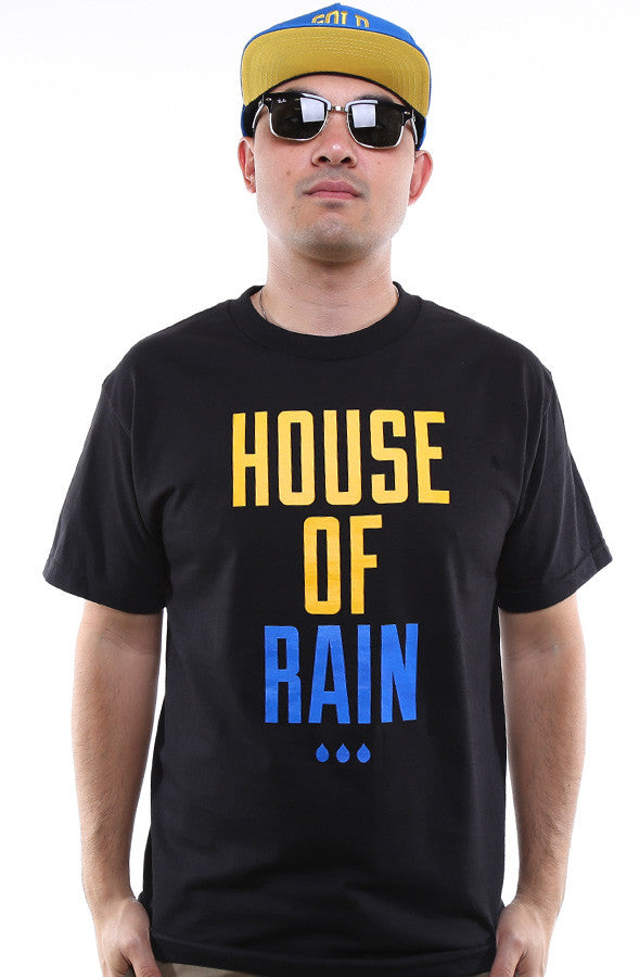 House of Rain (Men's Black Tee)