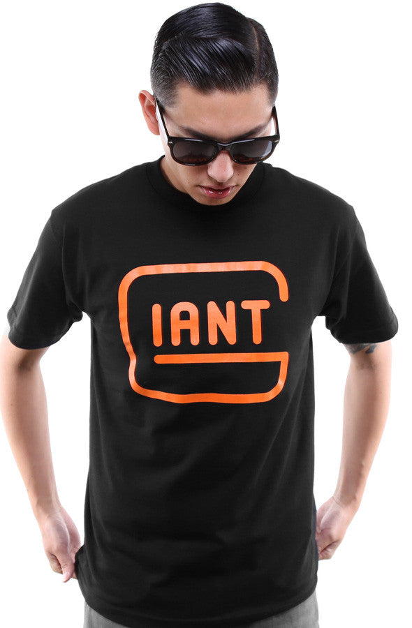 Giant (Men's Black Tee)