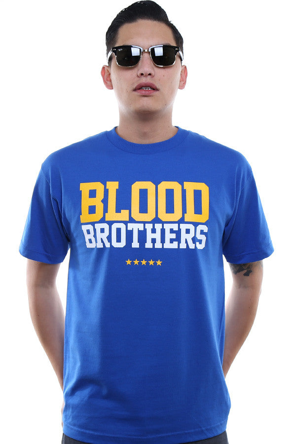 Blood Brothers (Men's Royal Tee)