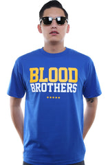 LAST CALL - Blood Brothers (Men's Royal Tee)