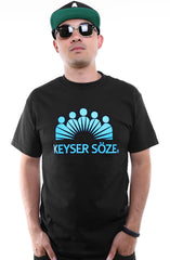 Keyser Söze (Men's Black Tee)