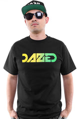 Dazed (Men's Black Tee)